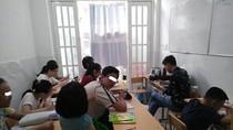 Một cơ sở vừa tổ chức dạy thêm không phép, dạy cả học sinh tiểu học