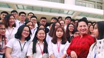 Đại học Quốc gia Thành phố Hồ Chí Minh phấn đấu đứng top đầu Châu Á