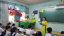 Cô giáo tiểu học gần 20 năm đam mê phương pháp dạy học sáng tạo