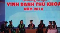 Vinh danh 78 thủ khoa xuất sắc nhất ở Sài Gòn năm 2018