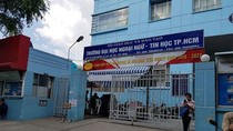 Miễn nhiệm chức vụ Hiệu trưởng của ông Trần Quang Nam