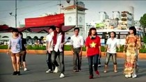 Stronger - Fan Việt nhảy flash mob theo Kelly Clarkson