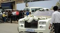 """Thêm một đám cưới """"khủng"""" của đại gia Thái Nguyên được tung lên mạng"""