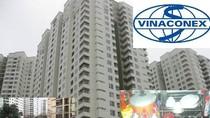 Cụm chung cư N05 (Vinaconex): Mới đưa vào sử dụng đã... xuống cấp