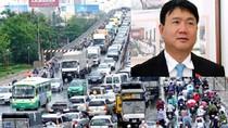 Thưa Bộ trưởng Thăng liệu tôi có phải bán cả ôtô đi để chống ùn tắc?