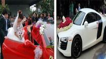 """Thử đo độ tốn kém của những đám cưới """"đình đám"""" nhất Việt Nam"""