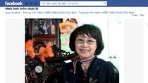 Người viết và đăng ảnh NSƯT Kim Tiến lên facebook không có ác ý