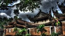 Chùm ảnh: Ngắm vẻ đẹp thanh tịnh của chùa Trăm Gian (Hà Nội)