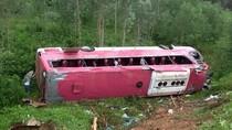 Xe chở phật tử lao xuống vực, 38 người thương vong: Cập nhật liên tục