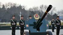 Trung Quốc bắn 21 phát đại bác chào mừng Tổng Bí thư Nguyễn Phú Trọng