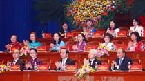 Đại biểu Phụ nữ toàn quốc đang nhóm họp tại Hà Nội