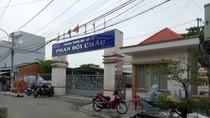"""Thanh tra Cà Mau """"thanh tra lại"""" những vụ việc bức xúc tại Trường Phan Bội Châu"""