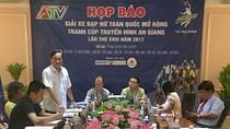 Giải xe đạp nữ toàn quốc mở rộng tranh cúp truyền hình An Giang