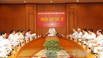 Chỉ đạo của Tổng Bí thư tại Ban Chỉ đạo Trung ương về phòng, chống tham nhũng