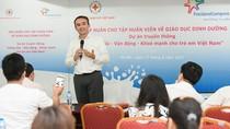 Tập huấn về giáo dục dinh dưỡng và phát triển thể lực cho trẻ em Việt Nam