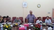 Hiệp hội đến thăm và làm việc với Đại học Tiền Giang và Đại học Cửu Long
