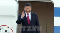 Chủ tịch Trung Quốc Tập Cận Bình đến Đà Nẵng dự APEC 2017