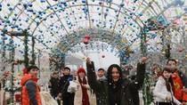 Lạc vào xứ sở băng giá Sun World Fansipan Legend trong Lễ hội mùa đông đặc biệt