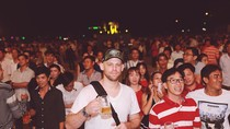 """Trải nghiệm lễ hội bia """"đích thực"""" tại Trà Vinh cùng Sư Tử Trắng"""