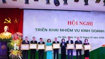 Vietcombank tổ chức Hội nghị triển khai nhiệm vụ kinh doanh năm 2018