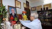 Tổng Bí thư thắp hương tưởng nhớ nguyên lãnh đạo Đảng, Nhà nước