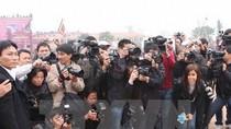 Ở Việt Nam, tự do báo chí theo luật pháp quốc tế về nhân quyền luôn được đảm bảo