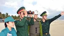Tình đoàn kết, gắn bó giữa quân đội và công an không gì chia cắt được