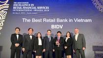 Dấu ấn Ngân hàng bán lẻ Việt Nam trên trường quốc tế