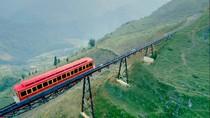 Sa Pa khai trương tuyến tàu hỏa leo núi hiện đại nhất Việt Nam ngày 31/3/2018