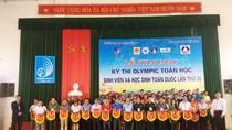 Hơn 1.000 thí sinh tham gia kỳ thi Olympic Toán học toàn quốc