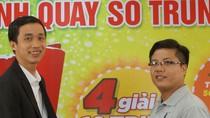 Vợ chồng cô giáo mầm non trúng 10 triệu đồng sau khi uống Trà Xanh Không Độ