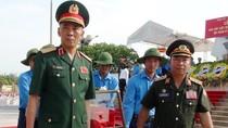 Tiếp nhận và an táng 18 hài cốt liệt sỹ hy sinh tại Lào