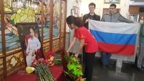 Kỷ niệm Sinh nhật Bác Hồ ở Vladivostok (Liên bang Nga)