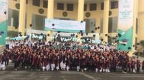 Xúc động lễ tri ân và trưởng thành của học sinh Trường Trung học Tân Phú