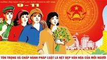 Hệ thống pháp luật của Việt Nam là tân tiến, rõ ràng và hợp chuẩn mực quốc tế