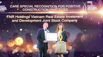 TNR Holdings Việt Nam thắng nhiều giải thưởng lớn