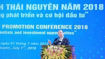 Thủ tướng gợi ý bốn định hướng phát triển cho Thái Nguyên