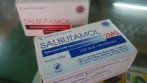 Thuốc có chứa Salbutamol sản xuất trong nước không đáp ứng đủ nhu cầu