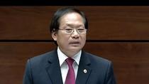 Kỷ luật cảnh cáo ông Trương Minh Tuấn, cho thôi giữ chức Bí thư Ban cán sự Đảng
