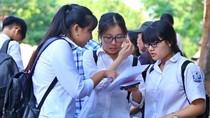 Thi tuyển sinh ba môn Toán - Văn - Tiếng Anh, học sinh lớp 9 học cái gì?