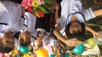 Khai giảng ở La Gi - Bình Thuận nhiều trường lãnh đạo không phát biểu