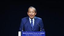 Việt Nam muốn cùng WEF thúc đẩy đối thoại và quan hệ đối tác rộng mở
