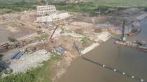 Hạ thuỷ thành công tuyến ống nước sạch tiêu chuẩn châu Âu qua sông Đuống