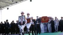 Linh cữu của Chủ tịch nước Trần Đại Quang đã về đến quê mẹ