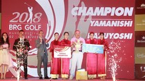 Du lịch Golf Việt Nam tạo dấu ấn đậm nét với golf thủ quốc tế