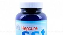 Dừng lưu thông và thu hồi sản phẩm Hepcure - SST