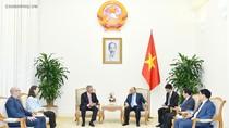 Việt Nam tạo điều kiện để Formula One triển khai thành công dự án tại Hà Nội
