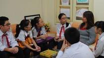 Học sinh có vào phòng tư vấn tâm lý học đường không?