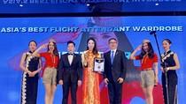 """Vietjet được vinh danh """"Đồng phục tiếp viên đẹp nhất Châu Á"""" 2018"""