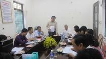 Chi Cục An toàn vệ sinh thực phẩm tỉnh Kiên Giang kiểm tra chéo tại Thanh Hóa